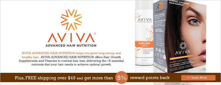 AVIVA Advanced Hair Nutrition Sale