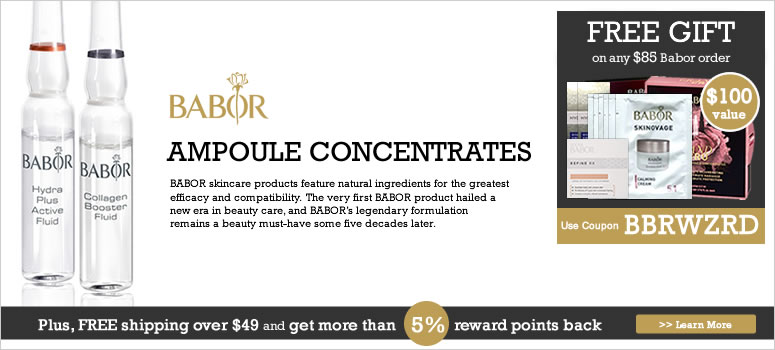 BABOR AMPOULE CONCENTRATES Sale