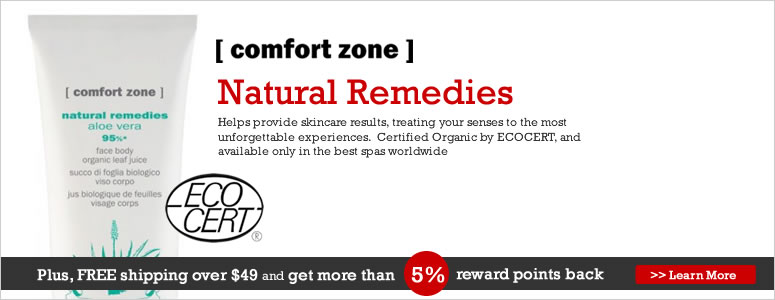 Comfort Zone Natural Remedies Sale