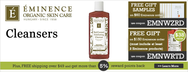 Eminence Cleanser on Sale