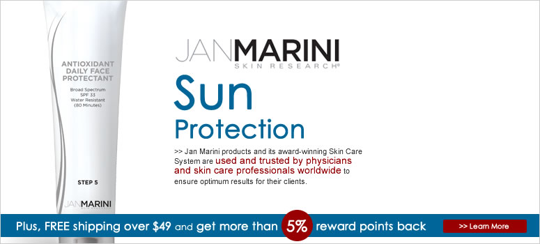 Jan Marini Sun Protection Sale. Use coupon to save big on Jan Marini Sun Protection products.
