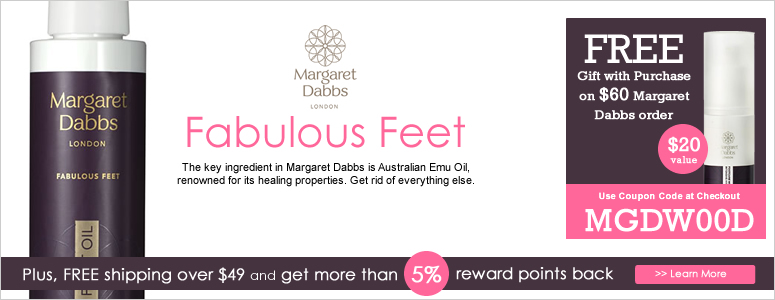 Margaret Dabbs Fabulous Feet Sale