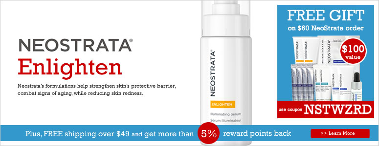 NeoStrata Enlighten Sale. Use coupon to save big on NeoStrata.