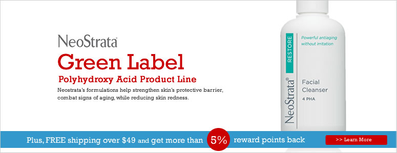 NeoStrata Polyhydroxy Acid Line Sale. Use coupon to save big on NeoStrata.