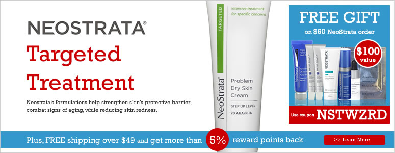 NeoStrata Targeted Treatment Sale. Use coupon to save big on NeoStrata.