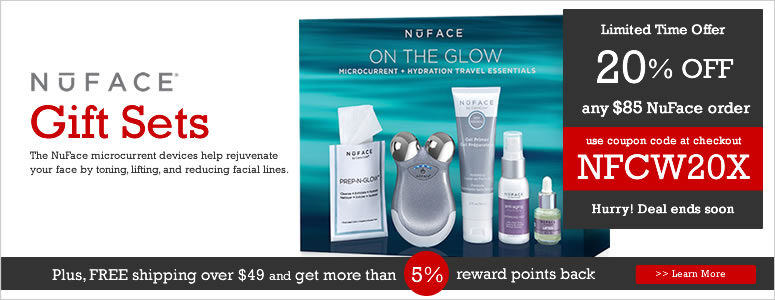 NuFACE Gift Sets Sale
