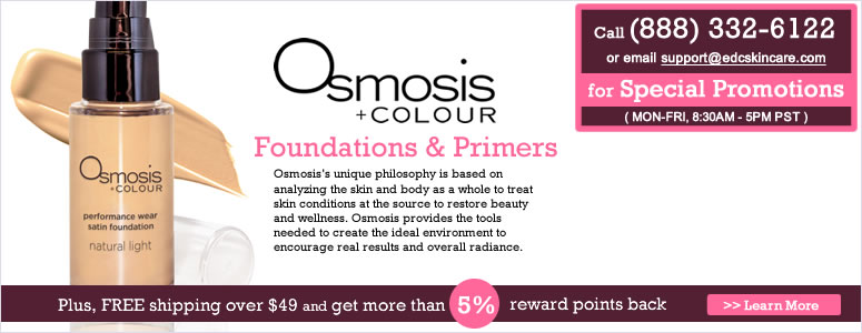 Osmosis +COLOUR Foundations & Primers Sale