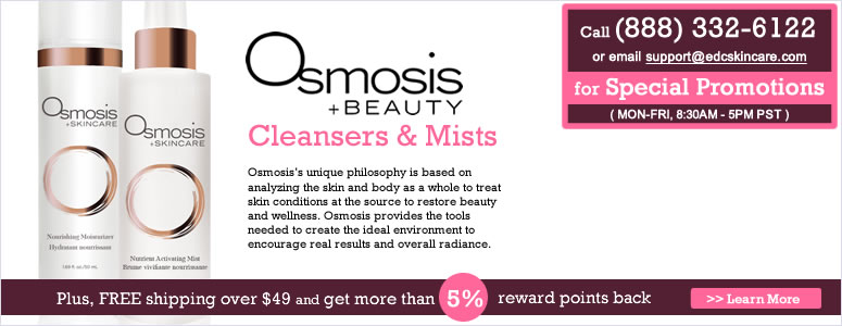 Osmosis Cleansers & Mists Sale