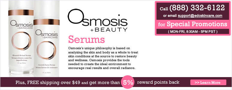 Osmosis Serums Sale