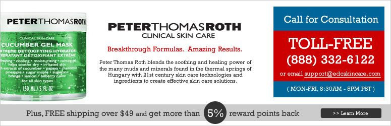 Peter Thomas Roth skin care, Peter Thomas Roth, Clinical Skin Care