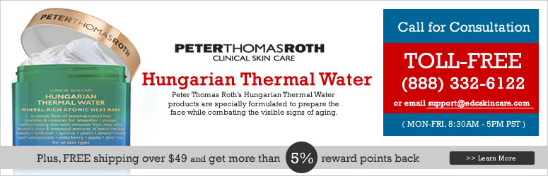 Peter Thomas Roth Hungarian Thermal Water Sale