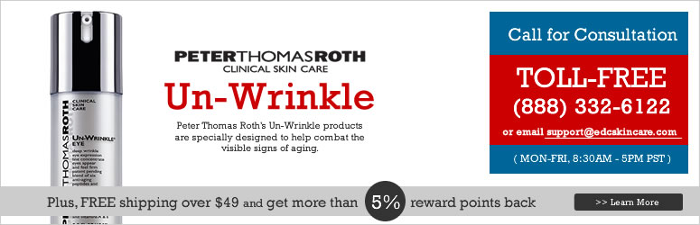 Peter Thomas Roth, Clinical Skin Care