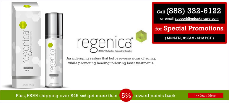 regenica Skincare Sale