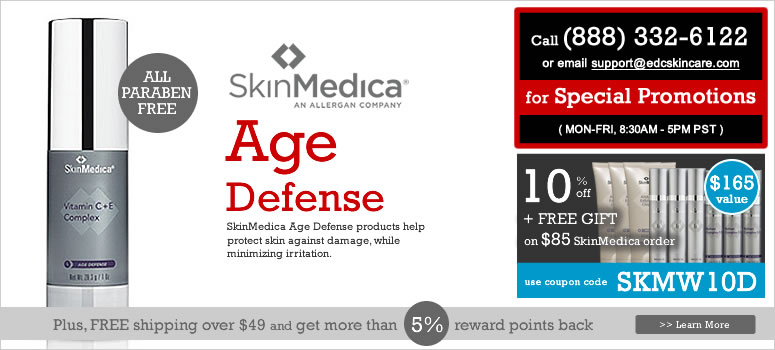 SkinMedica Skincare Products