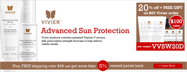 Vivier Advanced Sun Protection Sale