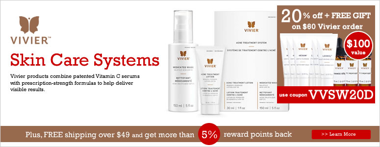 Vivier Skin Care Systems Sale