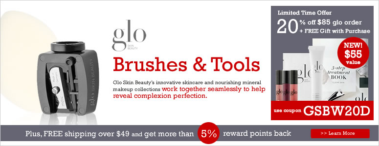 glo SKIN BEAUTY Brushes & Tools Sale