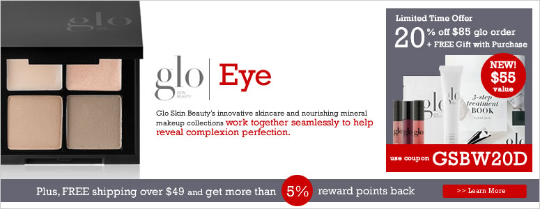 glo SKIN BEAUTY Eye Sale