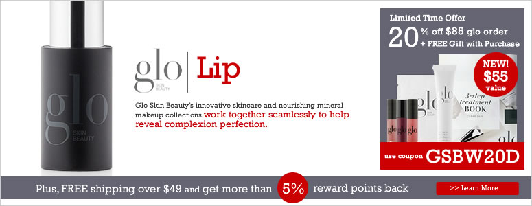 glo SKIN BEAUTY Lip Sale
