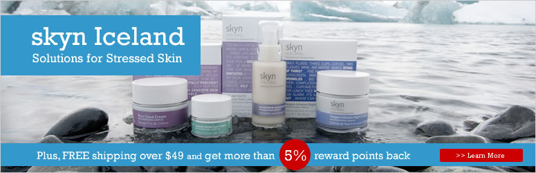 skyn Iceland, Solutions for Distressed Skin