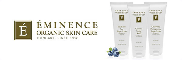 Eminence Organics Sugar Scrubs In Winter