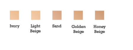 La Roche-Posay Toleriane Teint Hydrating Water Cream Foundation Color Chart