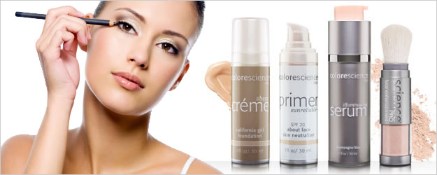 All about Colorescience mineral makeup