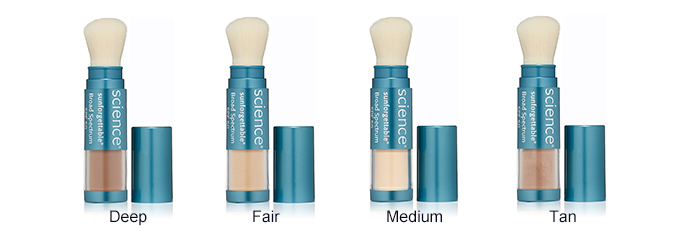Sunforgettable Brush-On Sunscreen by colorescience #9