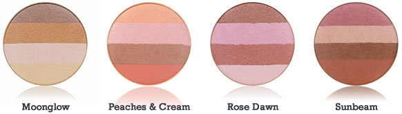 jane iredale Bronzer Color Chart