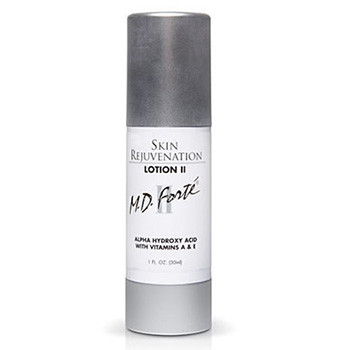 md forte facial cream ii