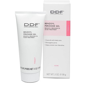 DDF Benzoyl Peroxide Gel (2.0 oz / 56 g) (Oily and Acne Prone Skin)