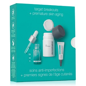 Dermalogica Clear and Brighten Kit (Active Clearing) (set) ($75 value)