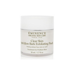 Eminence Organics Clear Skin Willow Bark Exfoliating Peel (50 ml / 1.7 fl oz)