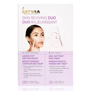 karuna SKIN REVIVING DUO (1 sheet + 1 mask)