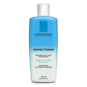 La Roche-Posay Respectissime Waterproof Eye Make-Up Remover (125 ml)