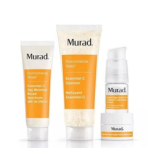 Murad Bright Beginning 30 Day Discovery Kit (Environmental Shield) ($61 Value) (set)