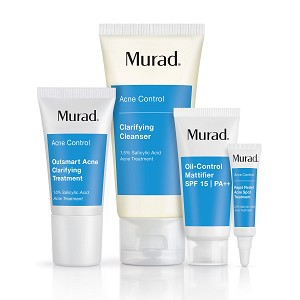 Murad Clear Control 30-Day Kit (Acne Control) ($55 value) (set)