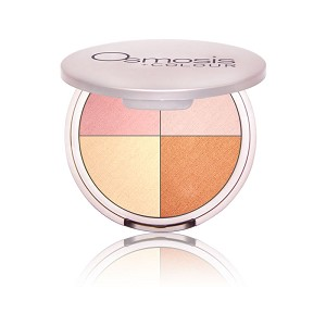 Osmosis +COLOUR Bronzer - Highlighting Quad (0.26 oz / 7.5 g)