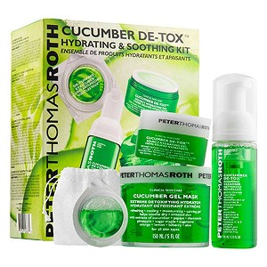 Peter Thomas Roth Cucumber De-tox Hydrating & Soothing Kit (set) ($87 value)