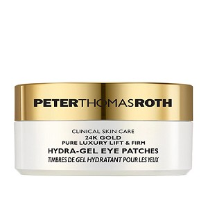 Peter Thomas Roth 24K Gold Pure Luxury Lift & Firm Hydra-Gel Eye Patches (60 pads)