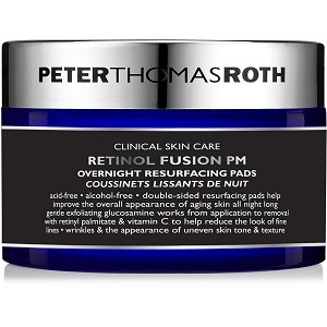 Peter Thomas Roth Retinol Fusion PM Overnight Resurfacing Pads (30 Pads)