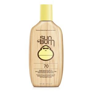 Sun Bum SPF 70 Original Premium Moisturizing Sunscreen Lotion (8.0 fl oz / 237 ml)