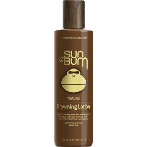 Sun Bum Natural Browning Lotion (250 ml / 8.5 fl oz)