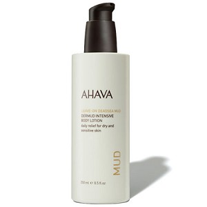 AHAVA Dermud Intensive Body Lotion (250 ml / 8.5 fl oz)