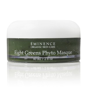 Eminence Organics Eight Greens Phyto Masque - Hot & Not Hot (60 ml / 2.0 fl oz)