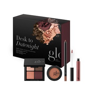 glo SKIN BEAUTY Desk To Datenight [Limited Edition, $100 Value] (All Varieties) (set)