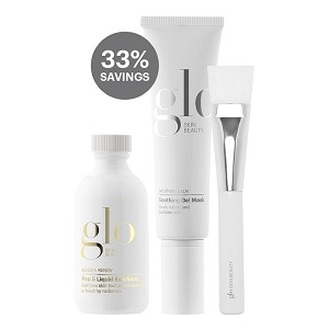 glo SKIN BEAUTY Hydrate + Soothe Selfcare Set [Limited Edition, $112 Value] (set)