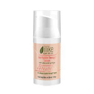 ilike organic skin care Eco-Peptide Therapy Serum (30 ml / 1.0 fl oz)