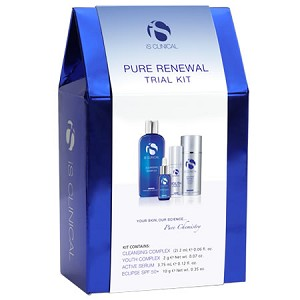 iS Clinical Pure Renewal Trial Kit [$37 Value] (set)