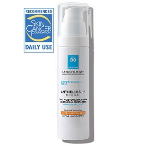 La Roche-Posay Anthelios HA Mineral SPF 30 Moisturizer with Hyaluronic Acid (1.7 fl oz / 50 ml)